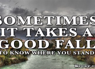 Wisdom Quotes fall