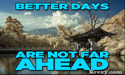 Inspirational Quotes better days