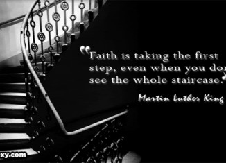 Martin Luther King Quotes Faith