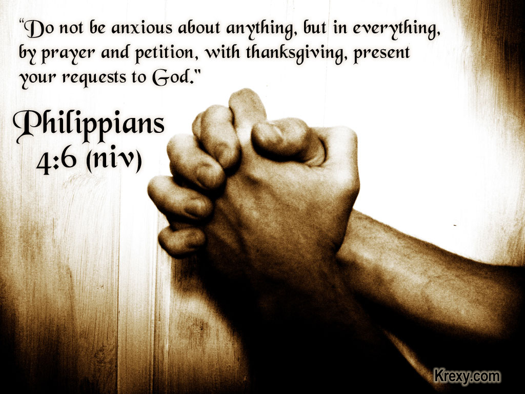 Bible picture quotes philippians 4:6