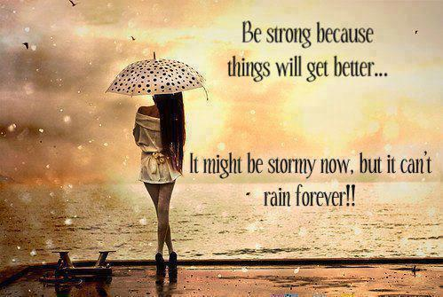 Inspirational Quotes Pictures on Inspirational Quotes   Be Strong Because Things Will Get B     Krexy