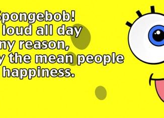 Spongebob Timeline Cover