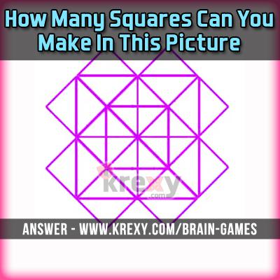 How Many Squares V2