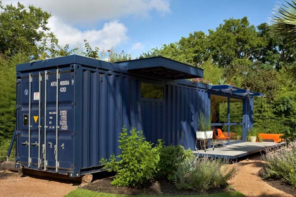 Wonderful container home