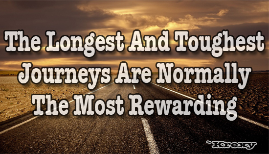 motivational quotes the longest and toughest journeys