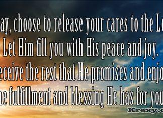 Faith Quotes psalm 55:22