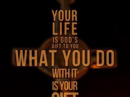 faith quotes life gift krexy