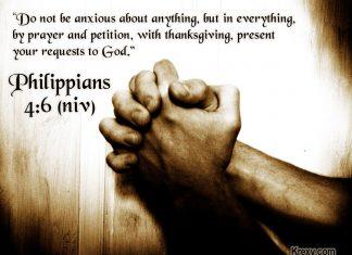 Bible picture quotes philippians 4:6