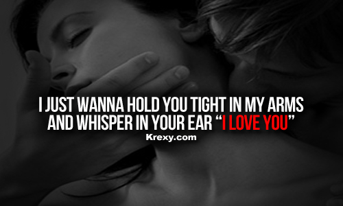 I Wanna Cuddle With You Poem: I Just Wanna Hold You Tight In My Arm