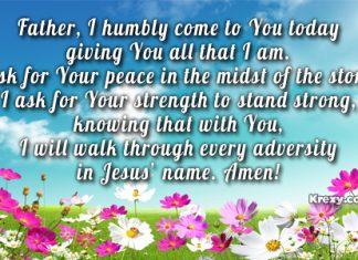 Inspirational Prayer Quotes