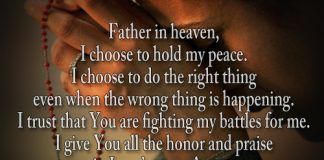 Prayer Quotes Battles