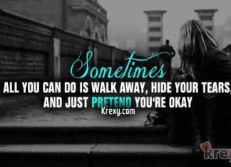 Walk Away Quotes